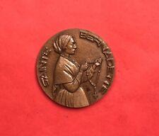 Médaille RELIGIEUSE / SAINTE BERNADETTE