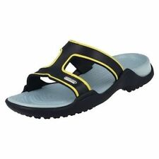Sandali e scarpe blu zeppa Crocs per il mare da donna