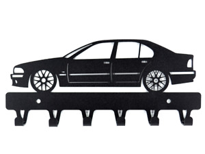 BMW e36 sedan WALL KEY RACK  home decor metal art Gift for Car Lover