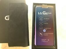 LG G8 ThinQ - 128GB - Black Unlocked