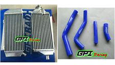 FOR Yamaha YZ450F YZF450 YZ 450 F YZF 450 2014 2015 Aluminum Radiator +hose