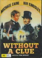 Without a Clue DVD Michael Caine Plays Worldwide NTSC 0