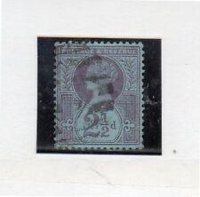 Gran Bretaña Monarquia Valor del año 1887-901 (DG-433)