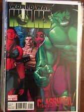 World War Hulks Capt America vs Wolverine1&2/Spider-M an vs Thor1&2/5 Books HiGrd