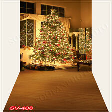 Christmas10'x20'Computer/Digital Vinyl Scenic Photo Backdrop Background SV408B88