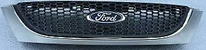Ford Fairmont AU grille - honeycomb mesh with chrome mould surround grey