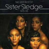 The Very Best Of Sister Sledge CD RHINO RECORDS