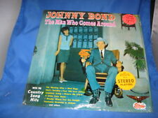 JOHNNY BOND: The Man Who Comes Around LP (Mono, [INV-27]