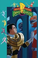 Mighty Morphin Power Rangers #28 BOOM Variant Cover B Sub Shattered GRID