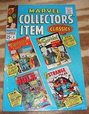 Marvel Collectors' Item Classics #6 very good/fine 5.0