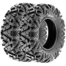 SunF  ATV Tires 23x8-11 23x8x11 All Terrain 6 PR A033  Power I [Set of 2]