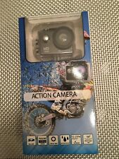 XtremePro Full HD ACTION Waterproof Sports Camera Bundle- New Never Opened