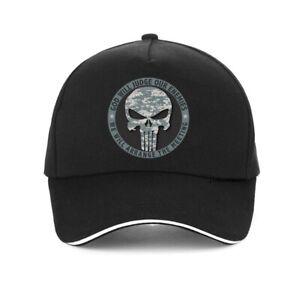 American Sniper Chris Kyle Men Cap Punisher Skull Navy Seal Team Baseball Caps