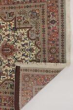 Täbrizi mit Seide sehr fein Perser Teppich Orientteppich 1,54 X 1,03