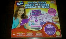 New Color Zone Dream Diary Journal