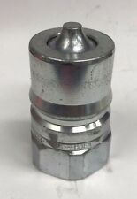 """Used Dixon Valve H8F8 Steel Poppet 1"""" Coupling, Free Shipping"""
