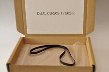 Turntable Drive Belt Dual CS505-1 CS505-2 Boxed For Shipping