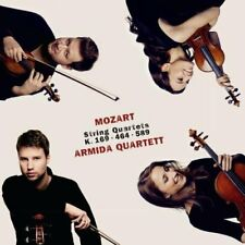 Armida Quartet - Mozart: String Quartets K. 169 - 464 - 589 [CD]