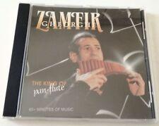 ZAMFIR GHEORGHE THE KING OF PAN-FLUTE CD OTTIMO SPED GRATIS SU + ACQUISTI