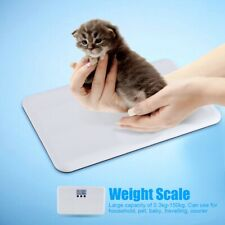 Digital Baby Scale 0.3g-150kg Multifunction Electronic Pet Body Weighing Scales