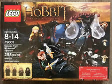 Lego 79001 The Hobbit Escape from Mirkwood Spiders New Factory Sealed Box