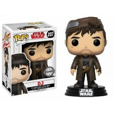 Funko Star Wars - Ep8 DJ Pop Vinyl Figure