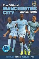 Official Manchester City FC 2015 Annual (Annuals 2015), Grange Communications, L