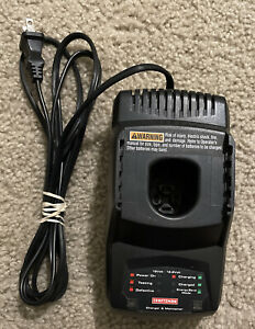 Craftsman 12v - 19.2v NiCad Battery Charger and Maintainer 315.CH2020