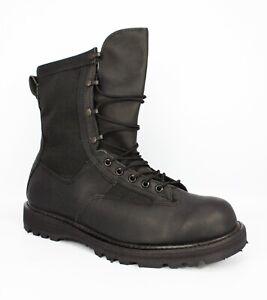 Belleville Combat Infantry GORETEX Boots ICB, Black, 11.5 R