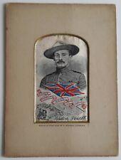 More details for an original robert baden powell stevengraph  rd 355916