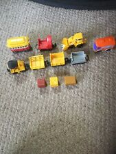 Pre Owned Fisher Price GeoTrax Accessories.  See Pictures For Details. CCCC