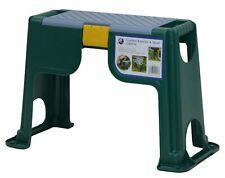 More details for portable 3in1 garden kneeler foam knee pad seat gardening tool box storage stool