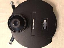 Cx40 Olympus Cx Pcd Phase Microscope Condenser Darkfield 125 Infinity Optics