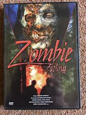 Zombie Factory Horror Buy 9 DVDs For £3.50 Postage UK German Audio No Subtitles