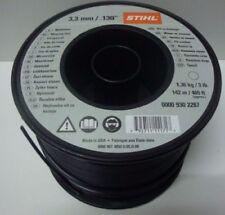 Filo STIHL per Decespugliatore Tondo diametro 3,3 mm BOBINA da 142 Mt