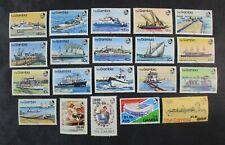 Ckstamps: Gb Stamps Collection Gambia Scott#465-480 497A-497D Mint Nh Og