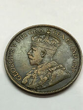 1912 Canada 1 Cent VF+ #2213