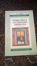 TOMMASO PISANTI - STORIA DELLA LETTERATURA AMERICANA - NEWTON - 1994