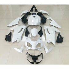 ABS Unpainted White Fairing Kit For Aprilia RS4 125 2006-2011 Injection Bodywork