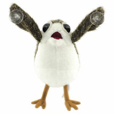 22CM The Last Jedi Porg Bird Plush Toy Soft Stuffed On Board Car Toy Suction Cup