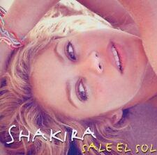 CD*SHAKIRA**SALE EL SOL***NAGELNEU & OVP!!!