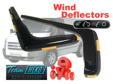 FORD TRANSIT 2001 - 2006 Wind deflectors 2.pc set  HEKO  15246