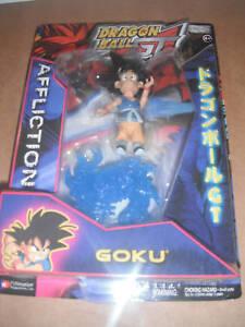 """Dragon Ball GT Action Figure: Goku 5"""" - Series 1 NEW"""