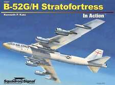 B-52 G/H Stratofortress in Action (2012 ed), bomber (Squadron Signal 10207)