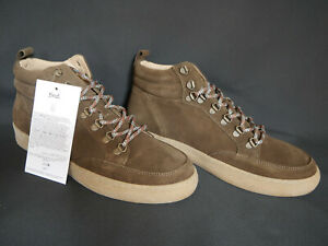 find. Suede, Herren Sneaker, High Top, Gr.43, braun, Wildleder, NEU/OVP