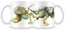 Iguana Mug  Lizard Reptiles Iggy