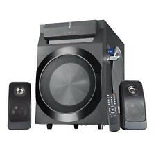 "Sykik SPP0298BT Bluetooth Speaker System 8"" Subwoofer - 210W 2.1Ch FM SD USB NEW"