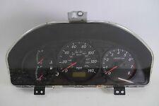 2002 02 Mazda Protege Instrument Cluster Speedometer Gauge Panel Controls AU15