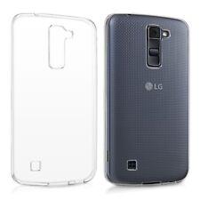 Funda Silicona para LG K10 Carcasa Transparente Protector TPU s304
