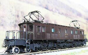 Tenshodo EF53 old type Electric locomotive for passengers Made of brass w/box